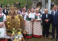 Dożynki Diecezjalne na Górze Św. Anny podziękowaniem dla opolskich rolników